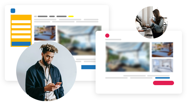 Integration with ota portals such as Booking and Airbnb